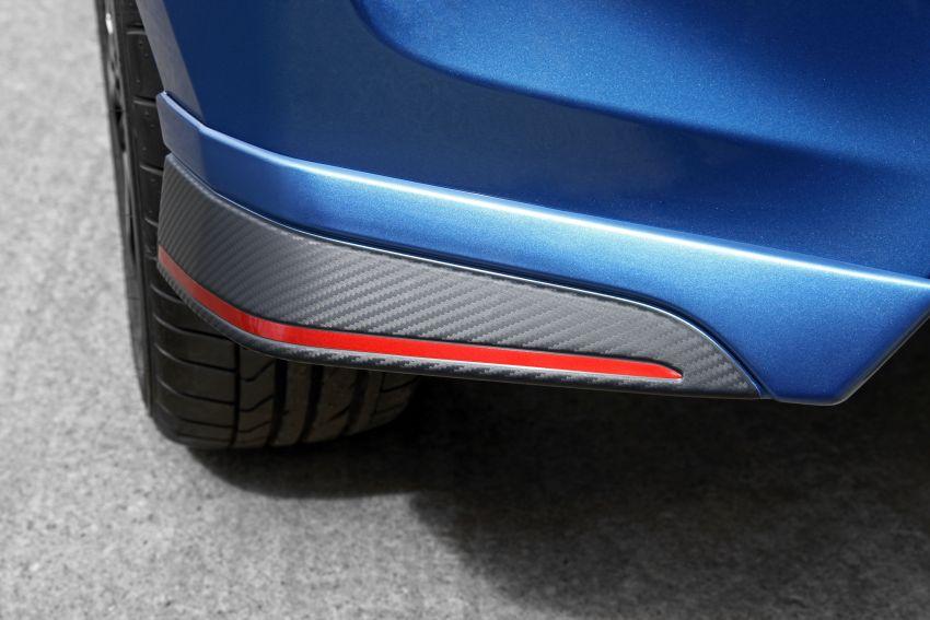Mitsubishi Mirage facelift 2020 kini di Australia – harga bermula RM44k, standard dengan AEB & 6-beg udara Image #1102064