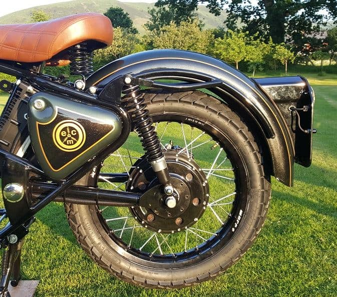 Royal Enfield Bullet Photon by Electric Classic Cars Image #1104085