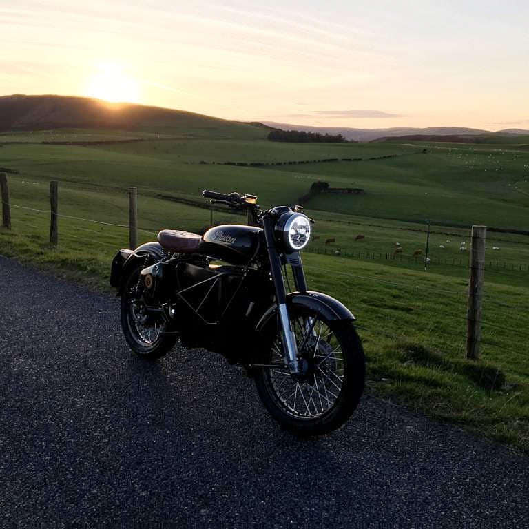 Royal Enfield Bullet Photon by Electric Classic Cars Image #1104090
