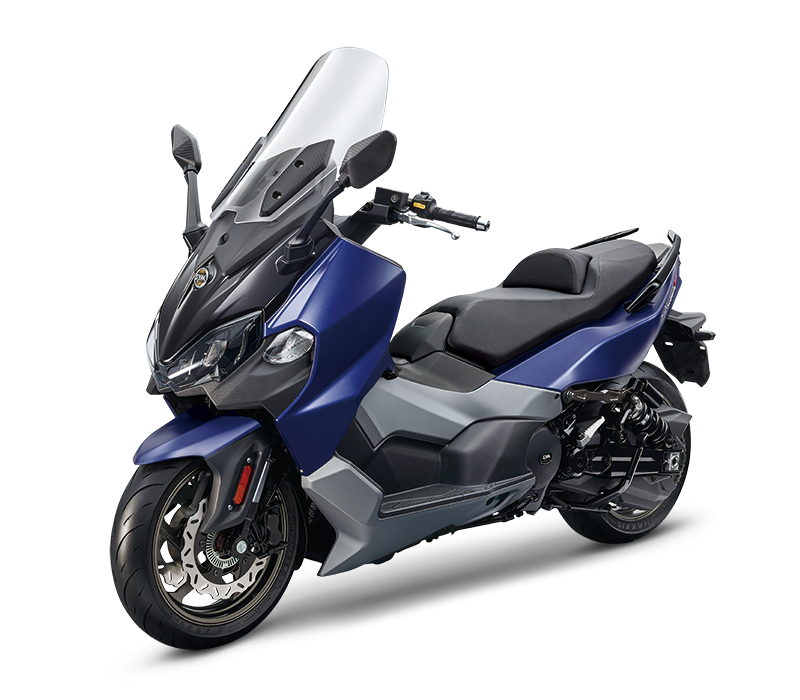 2020 SYM Maxsym TL500 now in Malaysia, RM35,888 Image #1108611