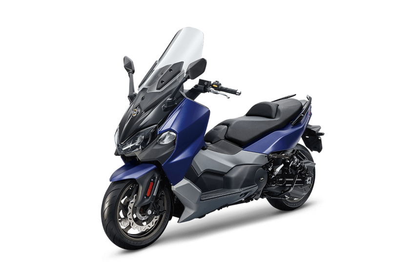 2020 SYM Maxsym TL500 now in Malaysia, RM35,888 Image #1108601