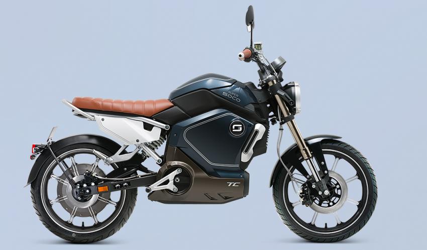 Super Soco China e-bikes coming to Malaysia soon? Image #1109010