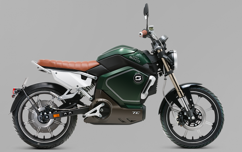 Super Soco China e-bikes coming to Malaysia soon? Image #1109012