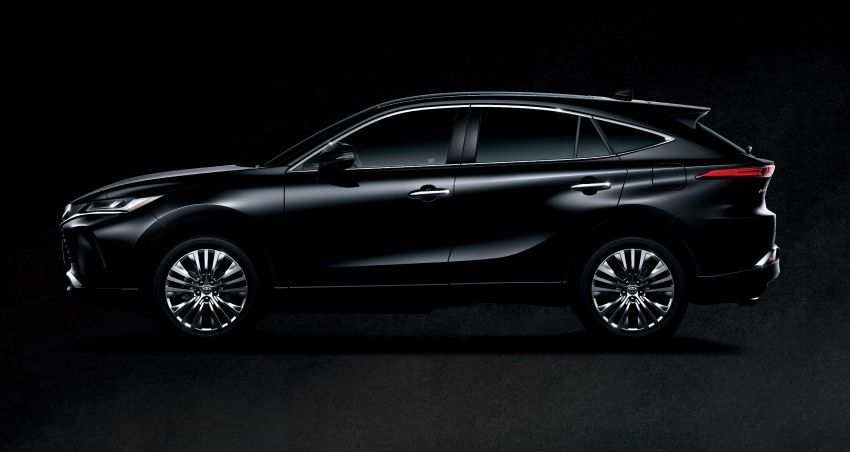 All-new 2020 Toyota Harrier debuts – TNGA (GA-K) platform, 2.0L petrol, Direct Shift-CVT, no more turbo Image #1106002
