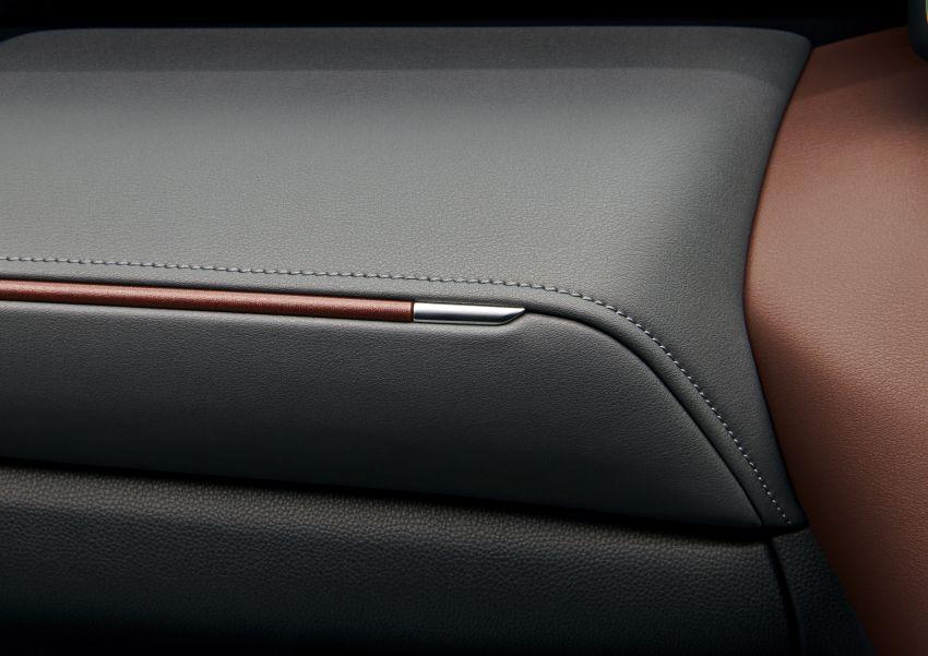 All-new 2020 Toyota Harrier debuts – TNGA (GA-K) platform, 2.0L petrol, Direct Shift-CVT, no more turbo Image #1106025