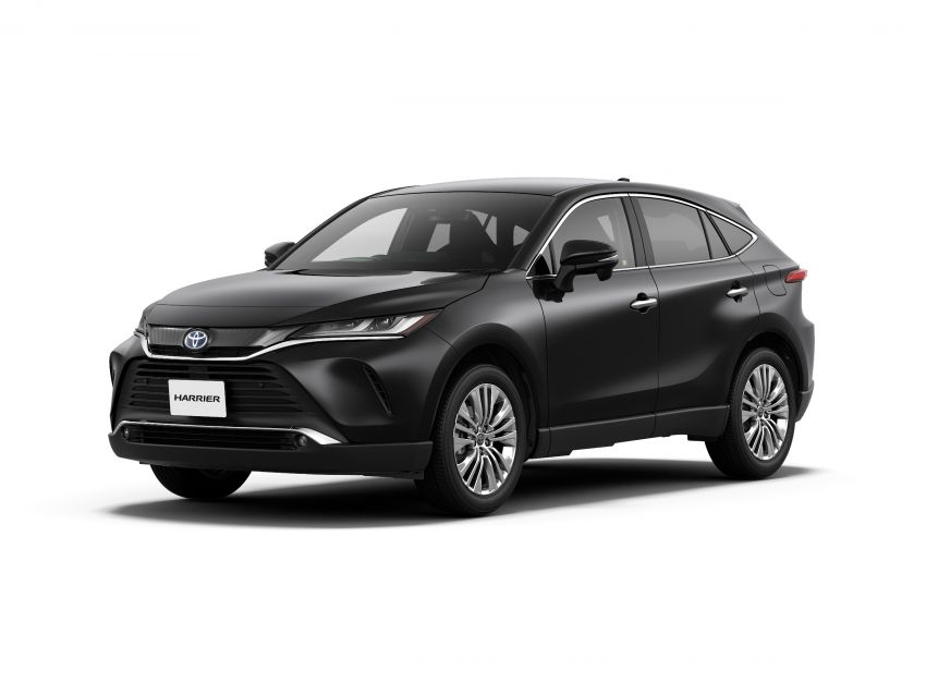 All-new 2020 Toyota Harrier debuts – TNGA (GA-K) platform, 2.0L petrol, Direct Shift-CVT, no more turbo Image #1106019