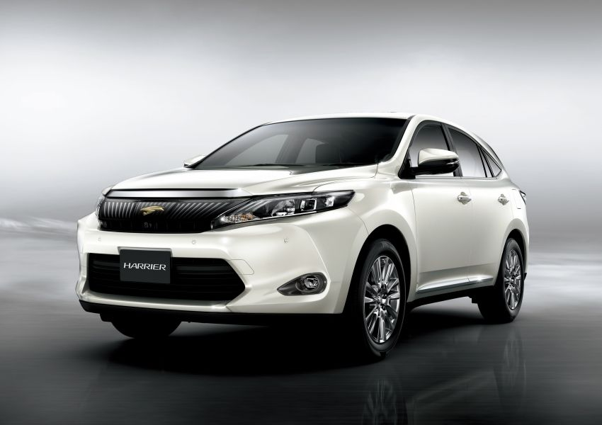 All-new 2020 Toyota Harrier debuts – TNGA (GA-K) platform, 2.0L petrol, Direct Shift-CVT, no more turbo Image #1106011