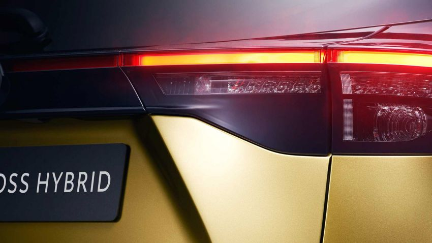 2021 Toyota Yaris Cross debuts – new B-segment SUV with 1.5 litre hybrid powertrain, Toyota Safety Sense Image #1110688