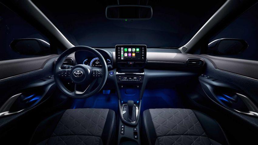 2021 Toyota Yaris Cross debuts – new B-segment SUV with 1.5 litre hybrid powertrain, Toyota Safety Sense Image #1110691