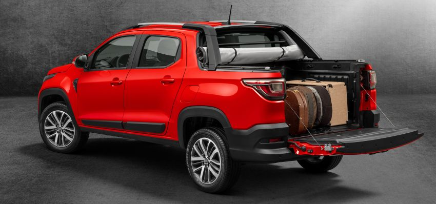 2021 Fiat Strada debuts in Brazil – compact pick-up Image #1104460