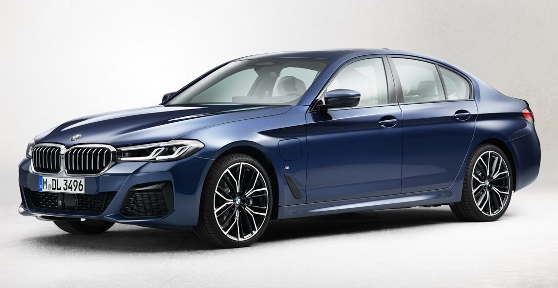 2021 BMW 5 Series facelift - G30 LCI M Sport leaked! 2021 ...