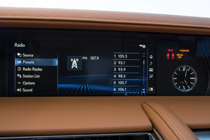 2021 Lexus LC gets suspension tweaks, 10 kg lighter Image #1104874