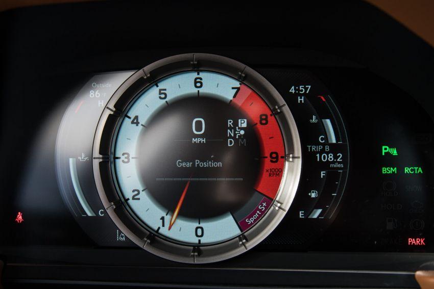 2021 Lexus LC gets suspension tweaks, 10 kg lighter Image #1104878