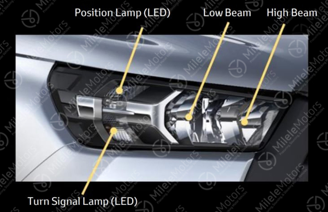 2021 Toyota Hilux facelift leaked with major redesign Image #1111258