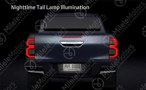 Toyota Hilux 2021 — imej bocor, rekaan dirombak Image #1111280