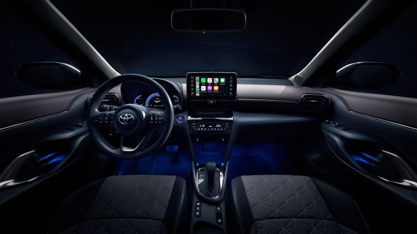 2021 Toyota Yaris Cross debuts – new B-segment SUV with 1.5 litre hybrid powertrain, Toyota Safety Sense Image #1110752