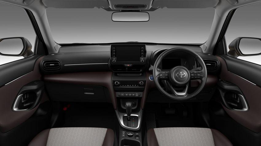 2021 Toyota Yaris Cross debuts – new B-segment SUV with 1.5 litre hybrid powertrain, Toyota Safety Sense Image #1110754