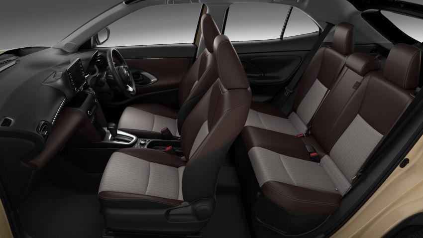 2021 Toyota Yaris Cross debuts – new B-segment SUV with 1.5 litre hybrid powertrain, Toyota Safety Sense Image #1110755