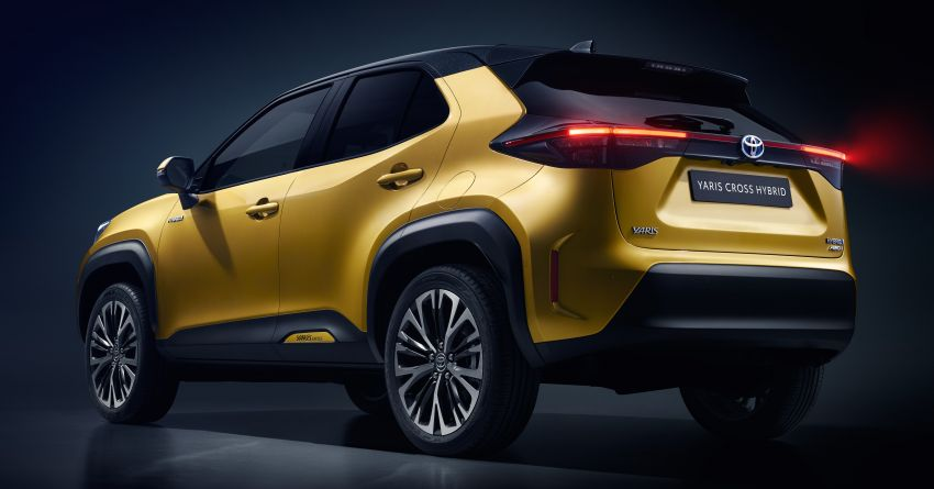2021 Toyota Yaris Cross debuts – new B-segment SUV with 1.5 litre hybrid powertrain, Toyota Safety Sense Image #1110741