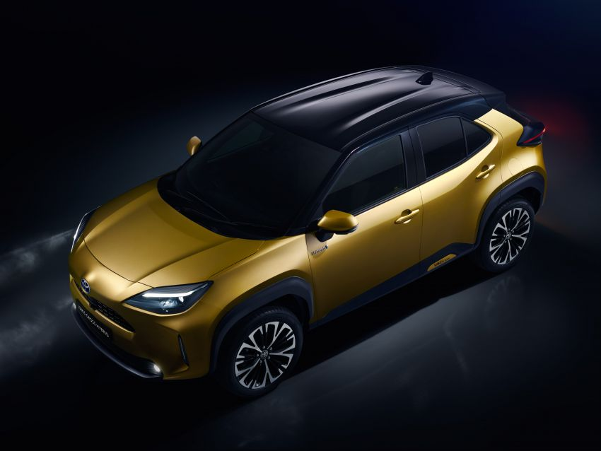 2021 Toyota Yaris Cross debuts – new B-segment SUV with 1.5 litre hybrid powertrain, Toyota Safety Sense Image #1110742