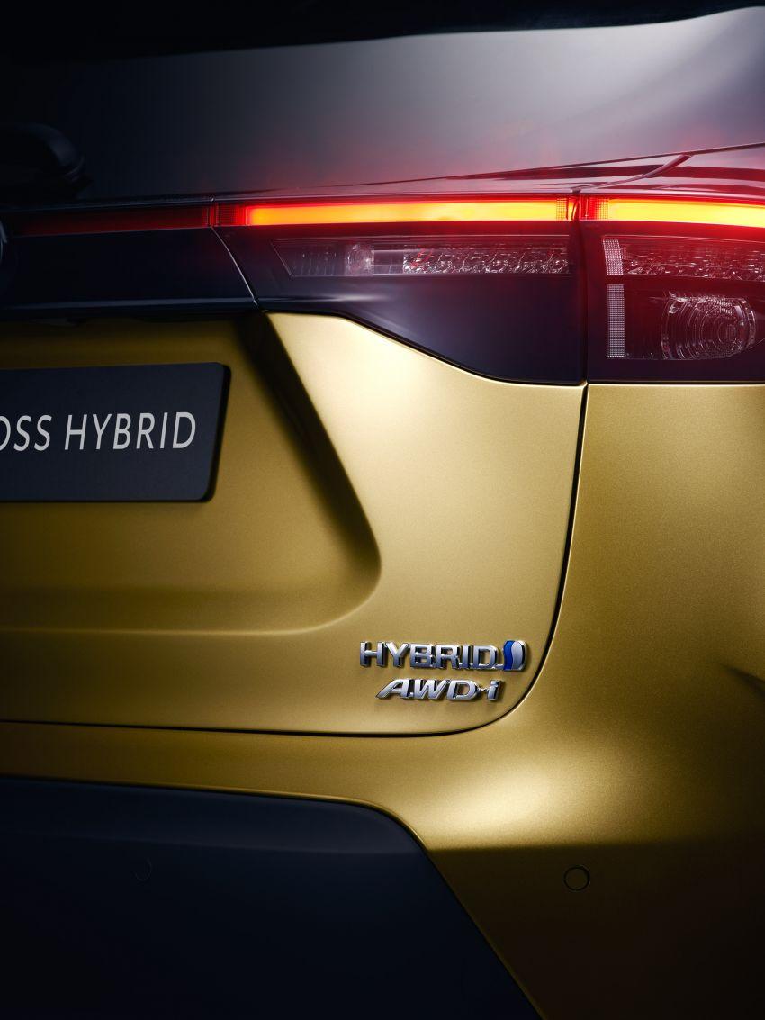 2021 Toyota Yaris Cross debuts – new B-segment SUV with 1.5 litre hybrid powertrain, Toyota Safety Sense Image #1110748