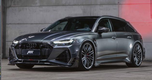 Avant Loan Reviews >> Audi RS6-R Avant by ABT - 740 hp, 920 Nm; 125 units