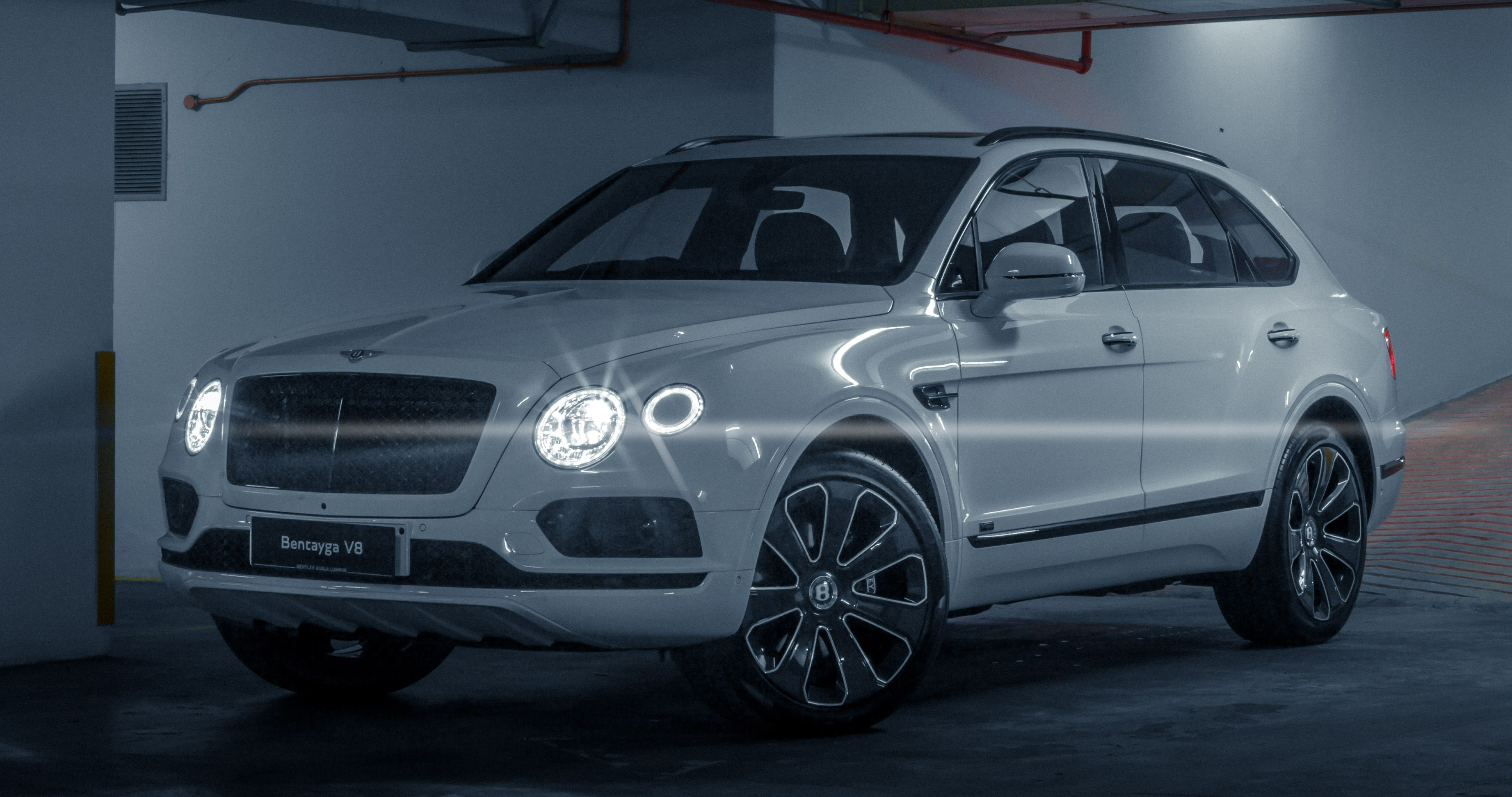 Bentley Bentayga V8 Design Series Now In Malaysia Only One Unit Available For Rm1 045 Million Before Tax Paultan Org