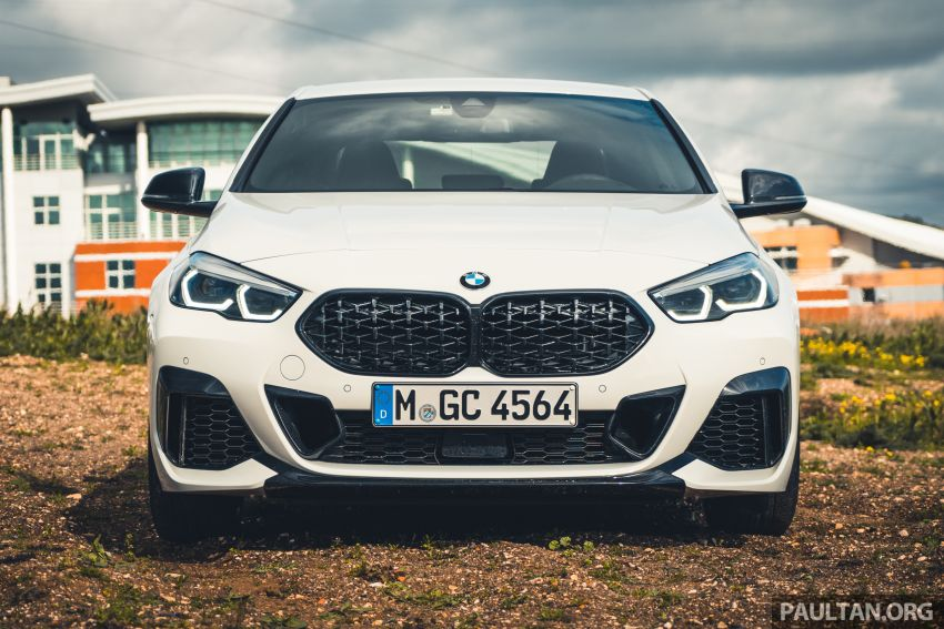 DRIVEN: F44 BMW 2 Series Gran Coupé in Lisbon, 218i and M235i – a slightly compromised bag of good traits Image #1106207