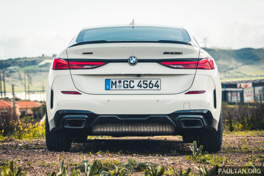 DRIVEN: F44 BMW 2 Series Gran Coupé in Lisbon, 218i and M235i – a slightly compromised bag of good traits Image #1106208