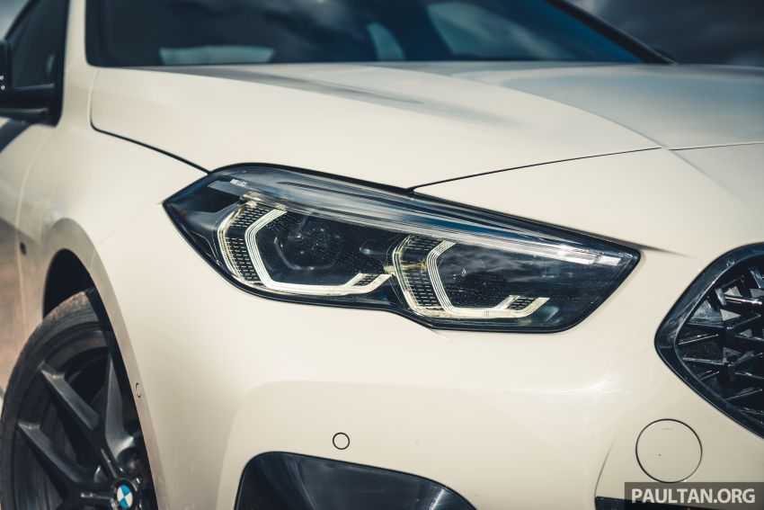 DRIVEN: F44 BMW 2 Series Gran Coupé in Lisbon, 218i and M235i – a slightly compromised bag of good traits Image #1106211