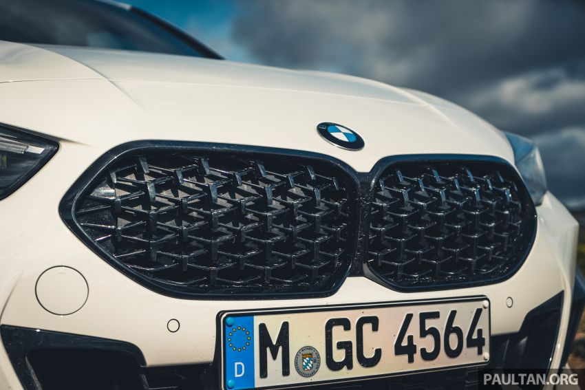 DRIVEN: F44 BMW 2 Series Gran Coupé in Lisbon, 218i and M235i – a slightly compromised bag of good traits Image #1106212