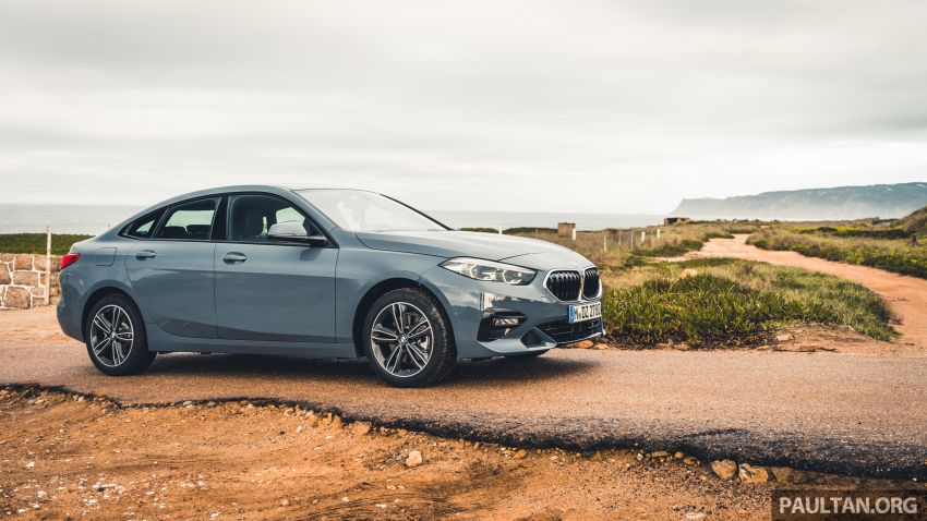 DRIVEN: F44 BMW 2 Series Gran Coupé in Lisbon, 218i and M235i – a slightly compromised bag of good traits Image #1106198