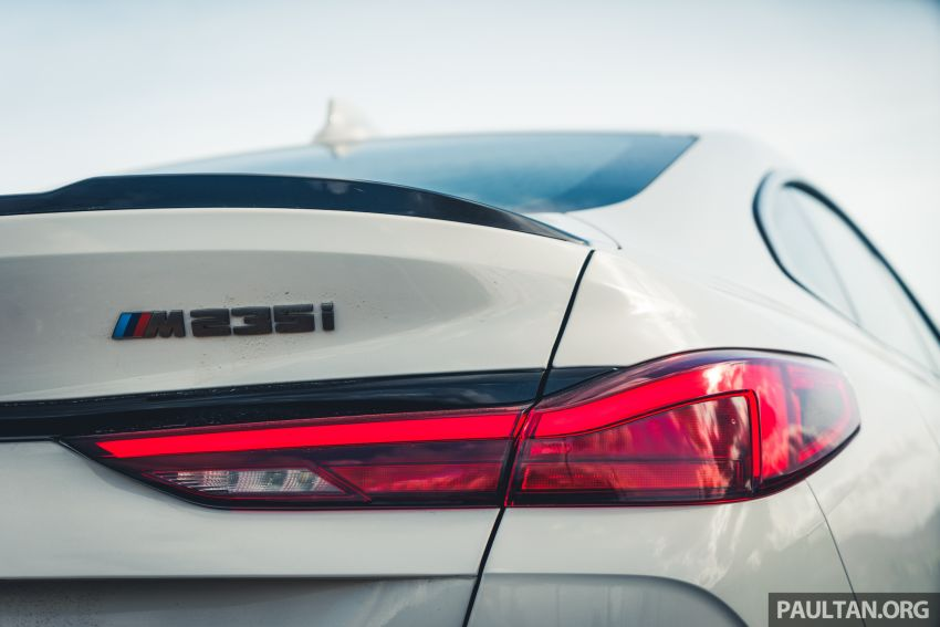 DRIVEN: F44 BMW 2 Series Gran Coupé in Lisbon, 218i and M235i – a slightly compromised bag of good traits Image #1106219