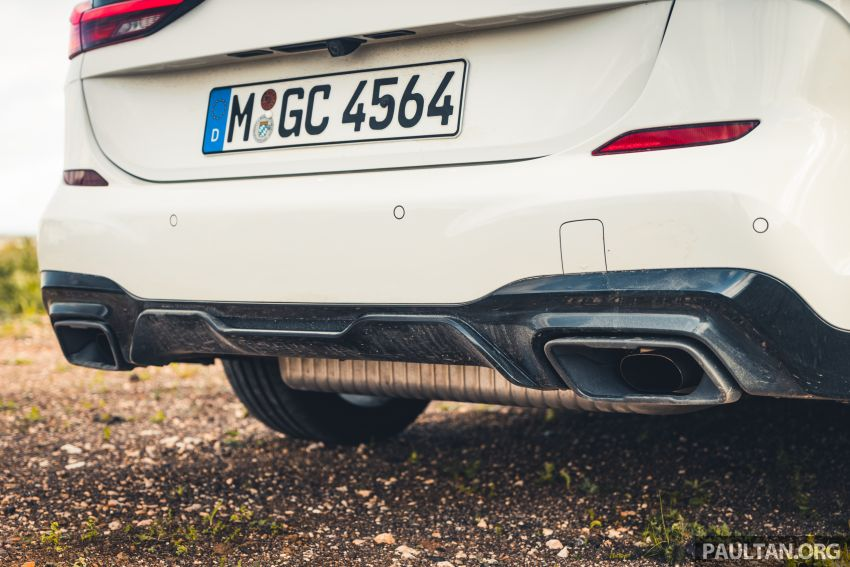 DRIVEN: F44 BMW 2 Series Gran Coupé in Lisbon, 218i and M235i – a slightly compromised bag of good traits Image #1106220