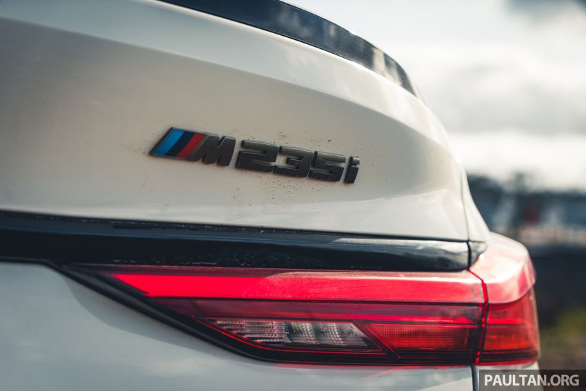 DRIVEN: F44 BMW 2 Series Gran Coupé in Lisbon, 218i and M235i – a slightly compromised bag of good traits Image #1106221