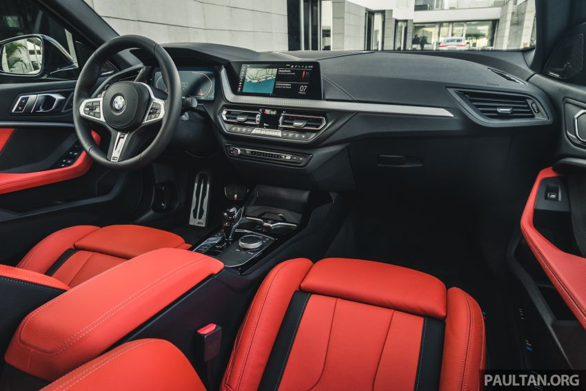 DRIVEN: F44 BMW 2 Series Gran Coupé in Lisbon, 218i and M235i – a slightly compromised bag of good traits Image #1106226
