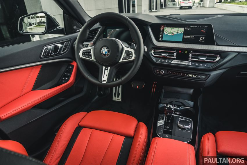DRIVEN: F44 BMW 2 Series Gran Coupé in Lisbon, 218i and M235i – a slightly compromised bag of good traits Image #1106228