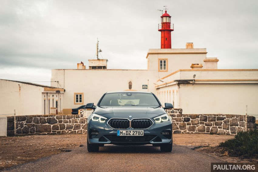 DRIVEN: F44 BMW 2 Series Gran Coupé in Lisbon, 218i and M235i – a slightly compromised bag of good traits Image #1106199