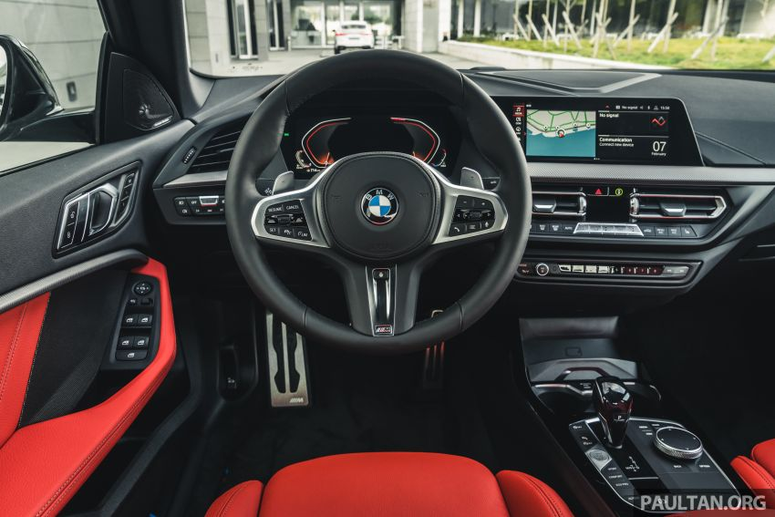 DRIVEN: F44 BMW 2 Series Gran Coupé in Lisbon, 218i and M235i – a slightly compromised bag of good traits Image #1106229