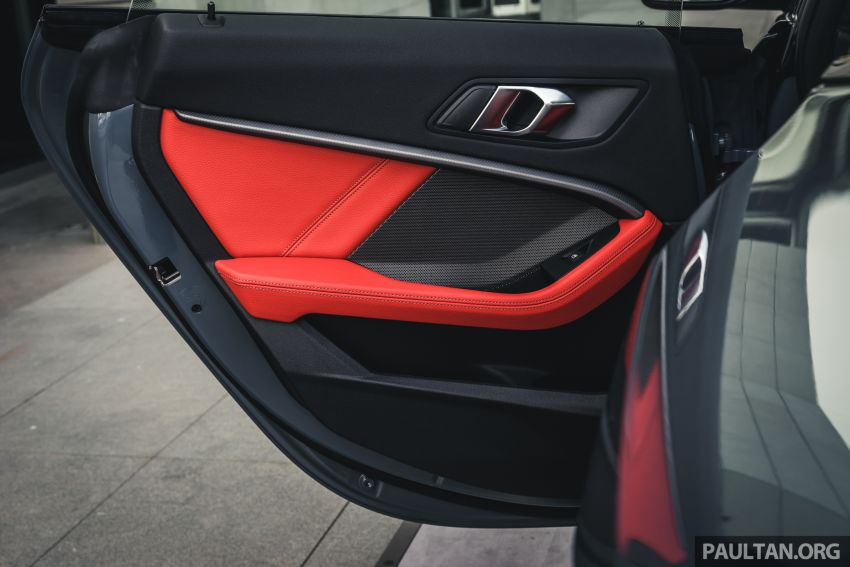 DRIVEN: F44 BMW 2 Series Gran Coupé in Lisbon, 218i and M235i – a slightly compromised bag of good traits Image #1106250