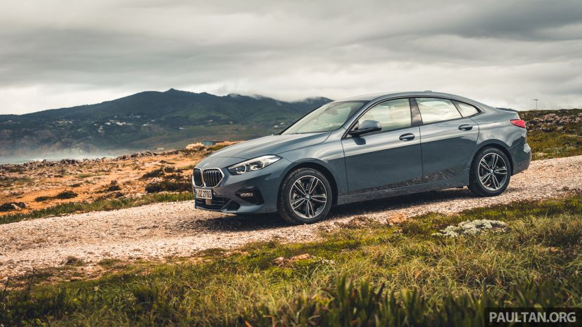 DRIVEN: F44 BMW 2 Series Gran Coupé in Lisbon, 218i and M235i – a slightly compromised bag of good traits Image #1106202