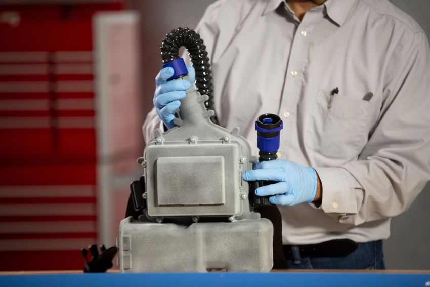 Ford now making respirators, face masks and gowns from airbag material for Covid-19 medical frontliners Image #1107125