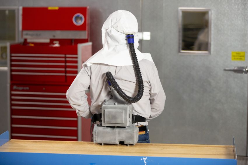 Ford now making respirators, face masks and gowns from airbag material for Covid-19 medical frontliners Image #1107127