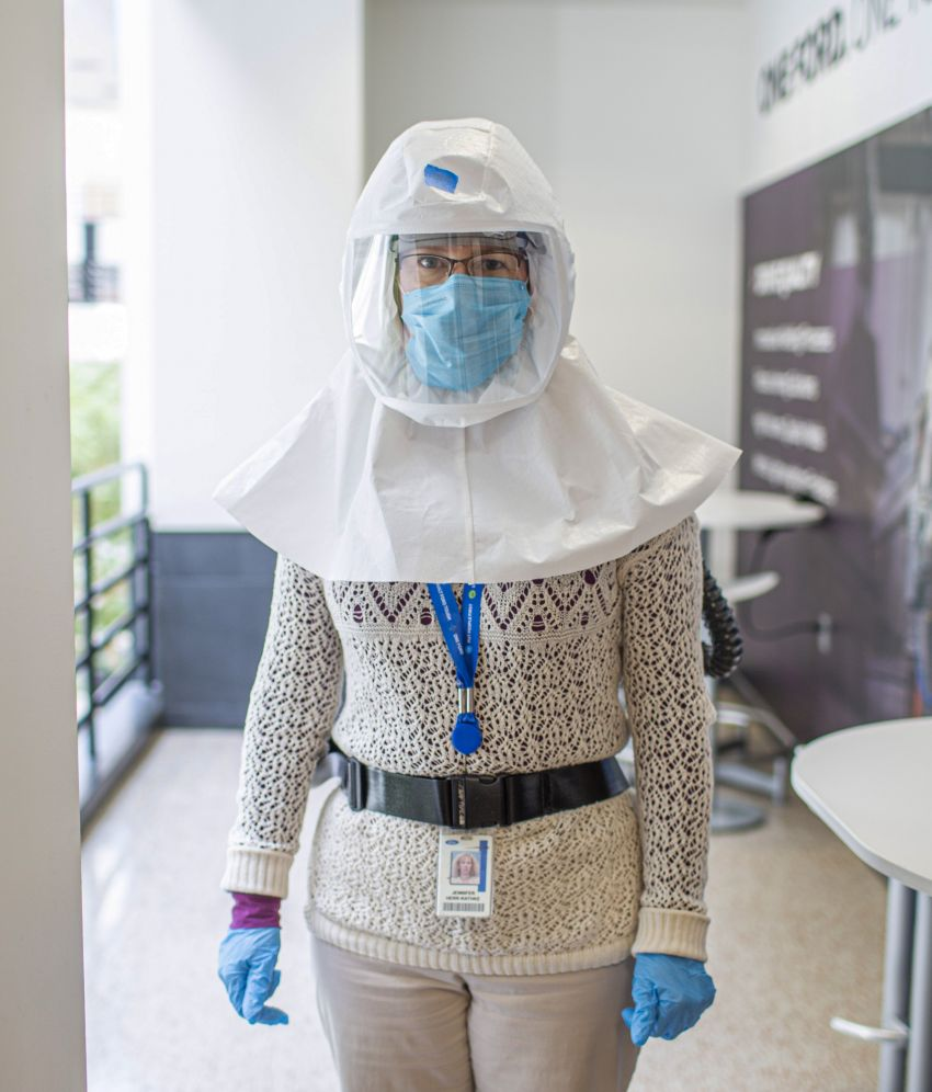 Ford now making respirators, face masks and gowns from airbag material for Covid-19 medical frontliners Image #1107110