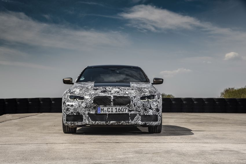 G22 BMW 4 Series Coupe officially teased – M440i xDrive to lead the range with 374 PS, mild hybrid tech Image #1112700