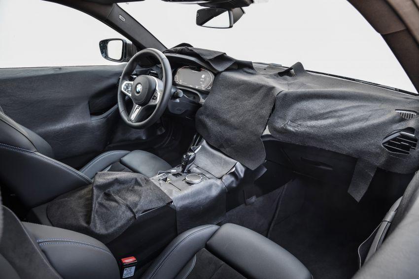 BMW 4 Series Coupe G22 – perincian awal didedahkan Image #1112800