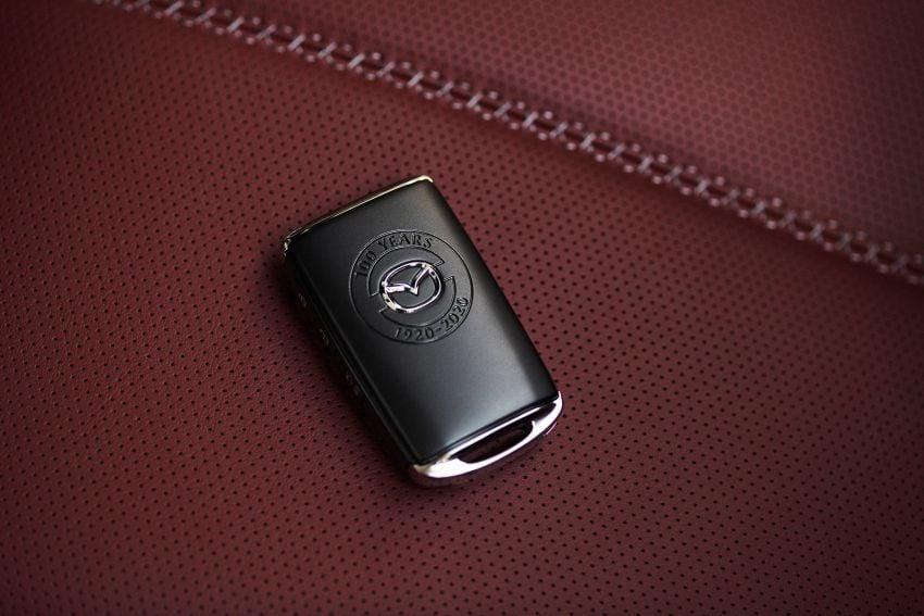 Mazda launches 100th anniversary celebratory models Image #1102741