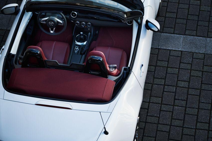 Mazda launches 100th anniversary celebratory models Image #1102742