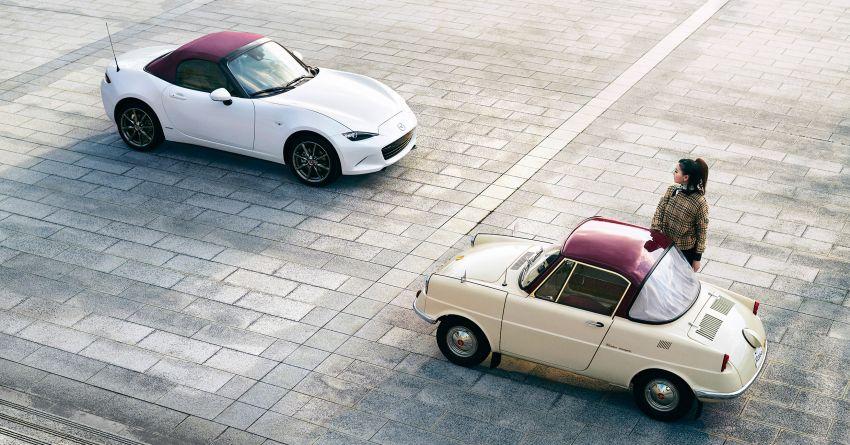 Mazda launches 100th anniversary celebratory models Image #1102731