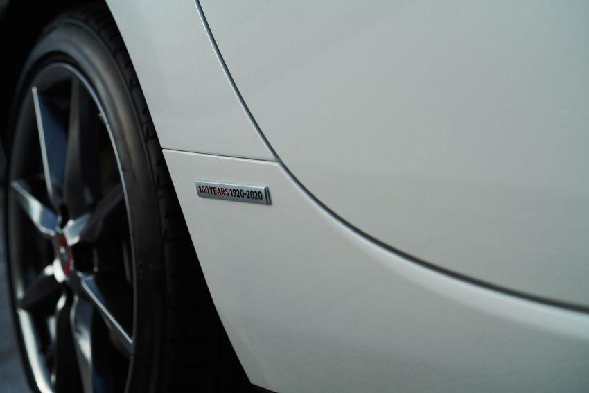 Mazda launches 100th anniversary celebratory models Image #1102738